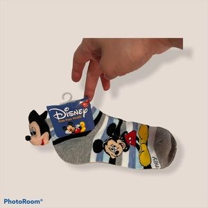Mikey mouse socks